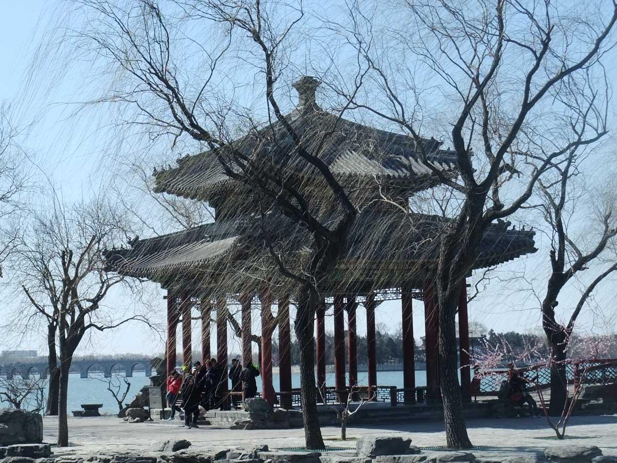 Palácio de Verão, em Pequim
