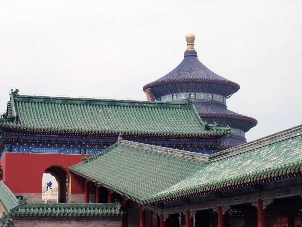 Templo do Céu, em Pequim