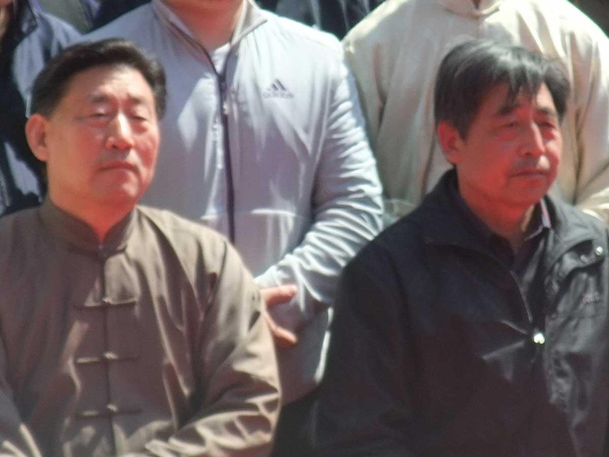 Chen Xiaowang e Chen Xiaoxing