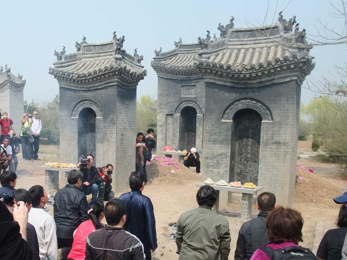 Cemitério da Família Chen