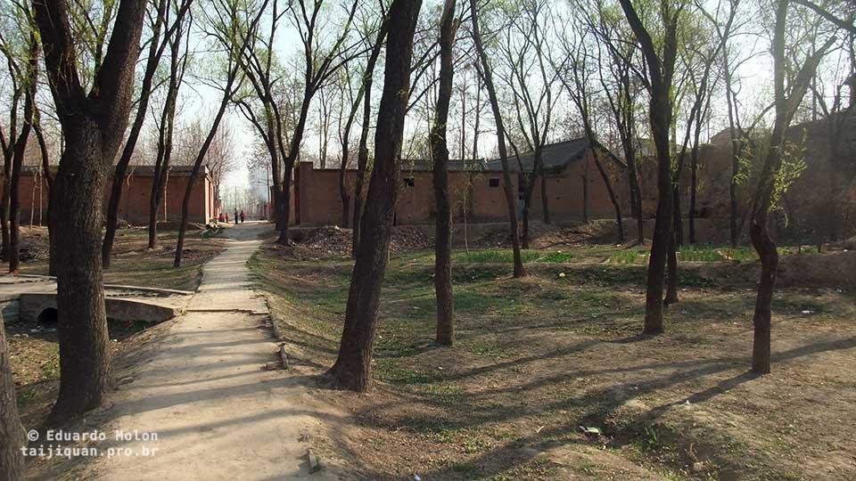 Canal da família Chen, em Chenjiagou