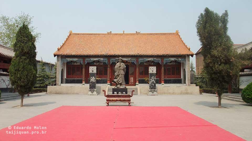Templo da família Chen, em Chenjiagou