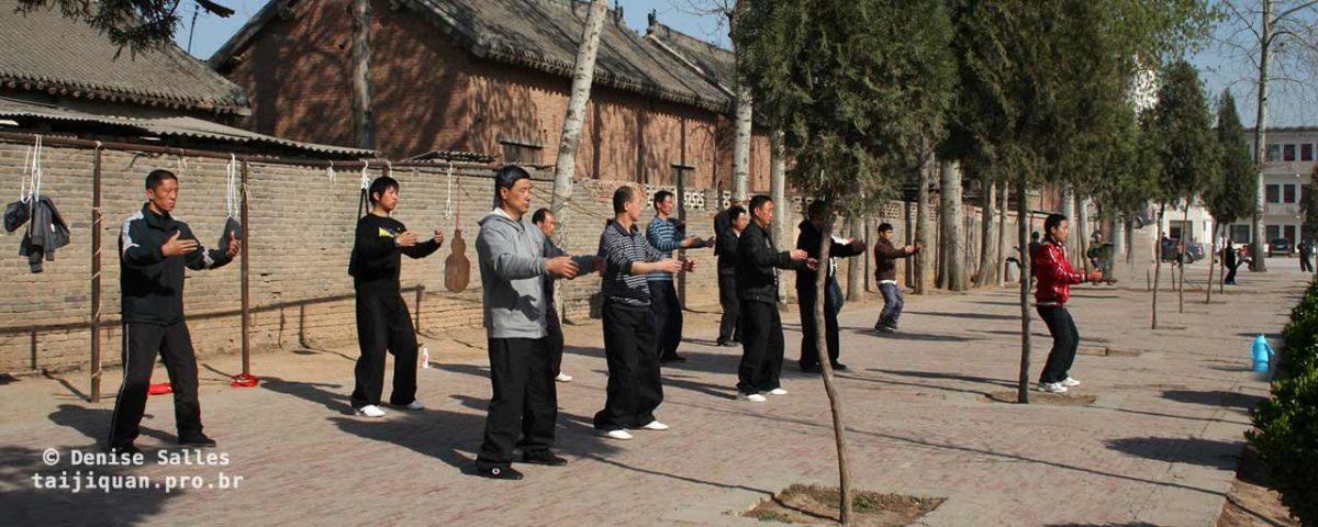 Qigong (chi kung)