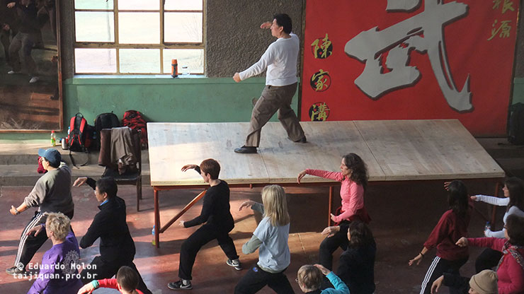 Chen Xiaowang em Chenjiagou