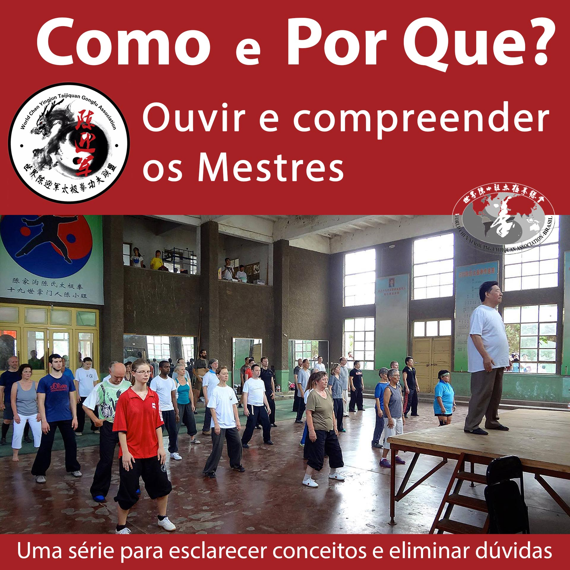 Video de Teoria do Tai Chi Chuan