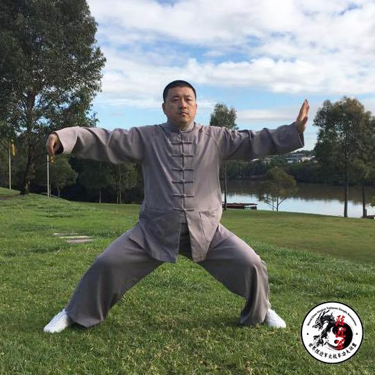 Mestre Chen Yingjun