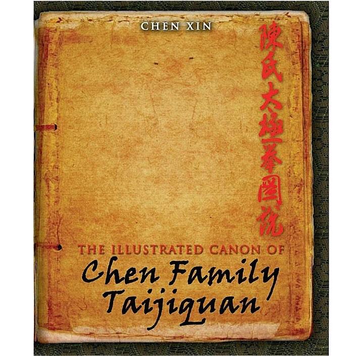 Chenshi Taijiquan Tushuo