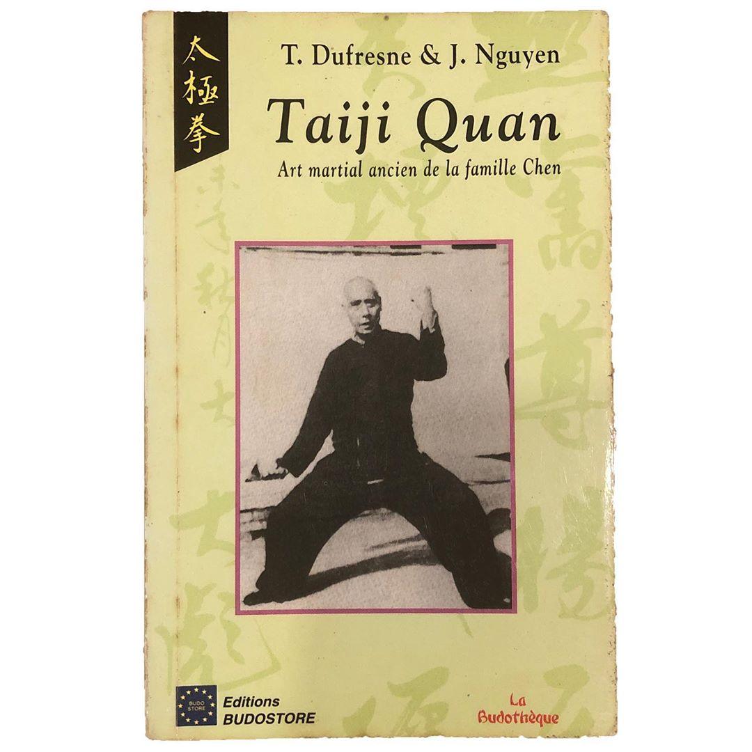 livro de história do Tai Chi Chuan
