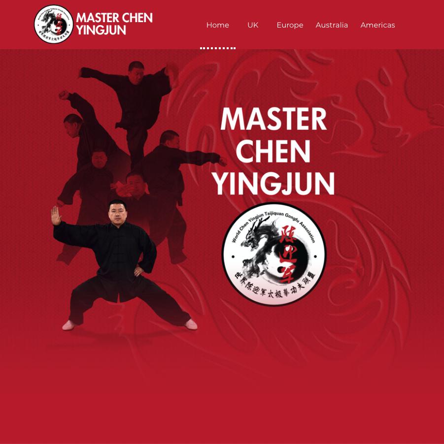 Chen Yingjun's website