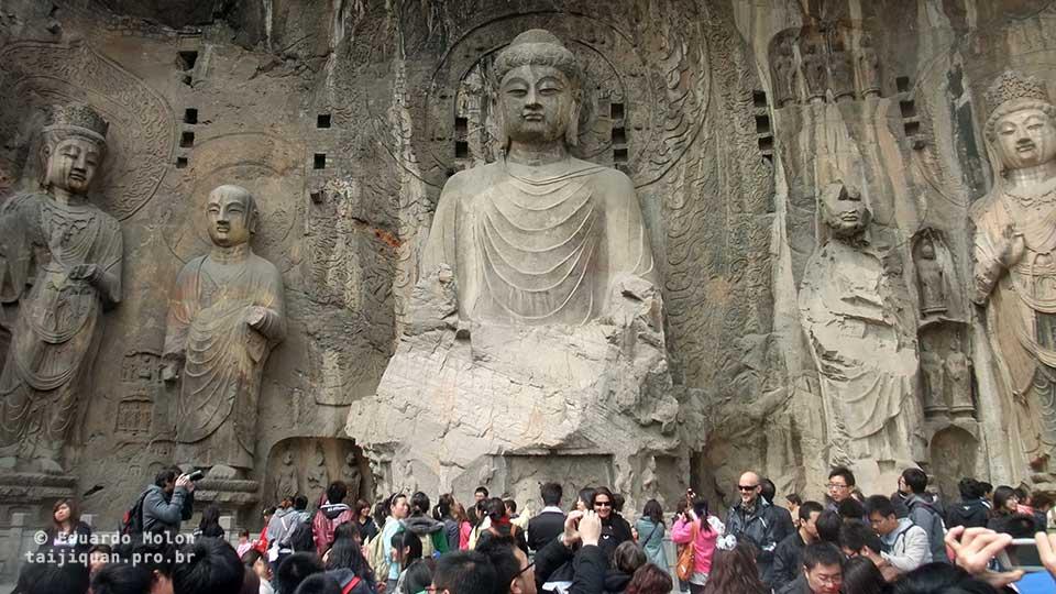 Grande Buddha de Longmen